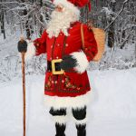 Norwegian Santa Suit for Todd Moe