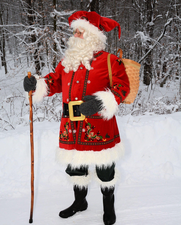 Custom Norwegian Santa Suit for Todd Moe – MaryGwyneth